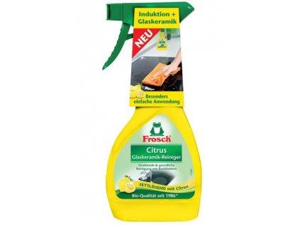 Frosch EKO Čistič na indukční a sklokeramické desky (300ml)