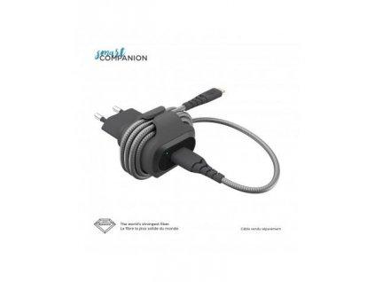 Nabíjecí zdroj s konektorem micro USB pro mobilní telefony na 230V a do automobilu 1A