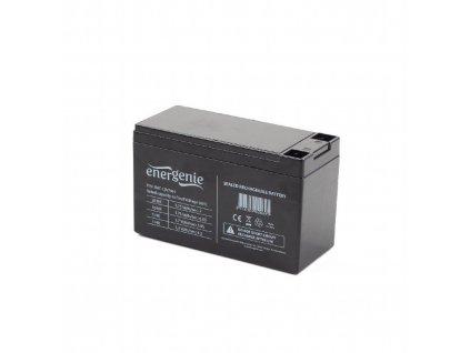 Gembird Energenie 12V 7Ah baterie pro UPS