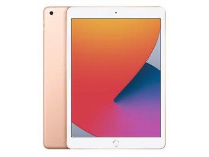 """APPLE iPad 2020 (8.generace) 10,2"""" Wi-Fi 32GB,Gold (MYLC2FD/A)"""