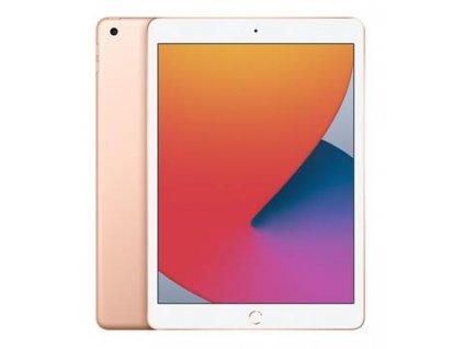 """APPLE iPad 2020 (8.generace) 10,2"""" Wi-Fi 128GB,Gold (MYLF2FD/A)"""
