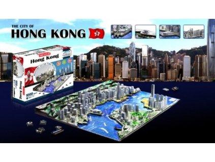 4D Puzzle - Hong Kong