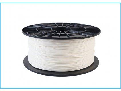 Filament PM 1.75 PLA 1kg, bílá