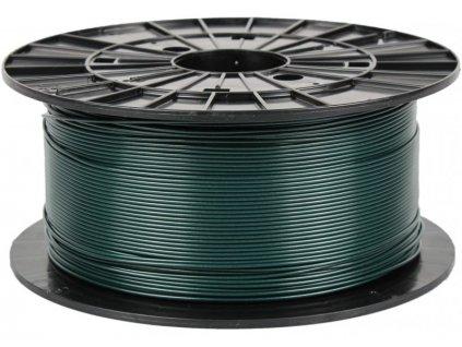 Filament PM 1.75 PLA 1kg, metalická zelená
