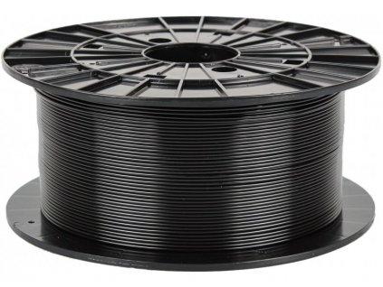 Filament PM 1.75 PETG 1kg, černá