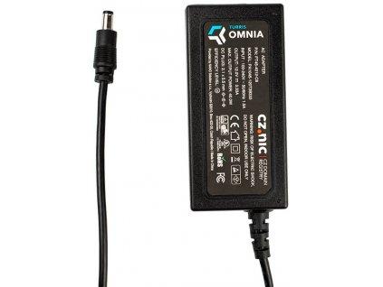 Turris Omnia napájecí adaptér 12V,40W (RTROM01-PT45-4012-C8)