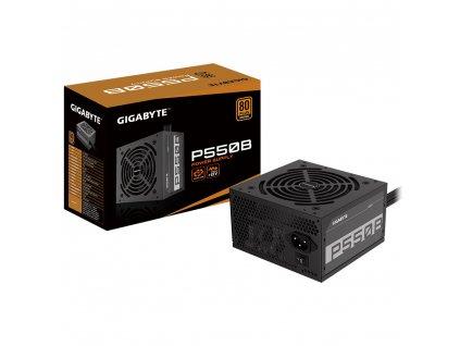 GIGABYTE P550B, 550W