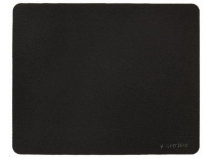 Gembird podložka pod myš MP-S-BK, černá