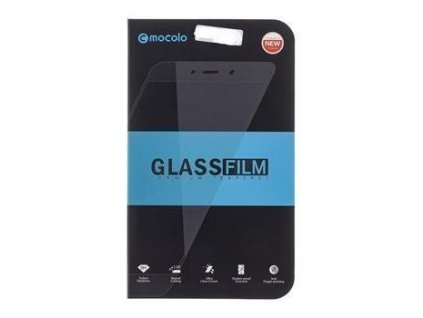 Mocolo 5D Tvrzené Sklo Black pro Xiaomi Redmi Note 9