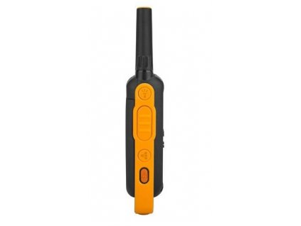 Motorola Talkabout T82 Extreme, RSM Pack, žlutá/černá