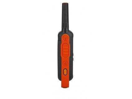 Motorola Talkabout T82, oranžová/černá