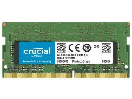 Crucial DDR4 8GB 3200MHz CL22 (CT8G4SFRA32A)