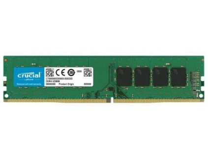 Crucial DDR4 8GB 2666MHz CL19 1.2V (CT8G4DFRA266)