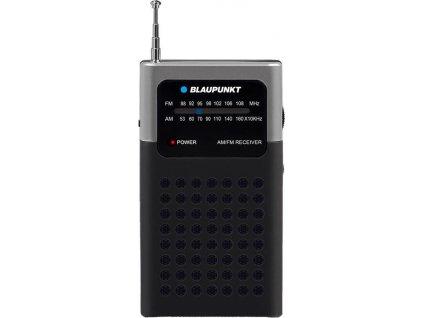 BLAUPUNKT rádio PR4BK, AM/FM,černé