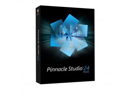 Pinnacle Studio 24 Plus - BOX, CZ