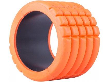 INSPORTLINE Joga válec Elipo - oranžová