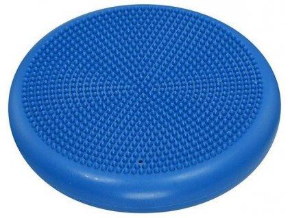 Balanční masážní polštářek LIFEBaLANCE CUSHION 33cm, modrý