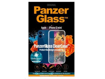 PanzerGlass ClearCase Antibacterial pro Apple iPhone 12 mini