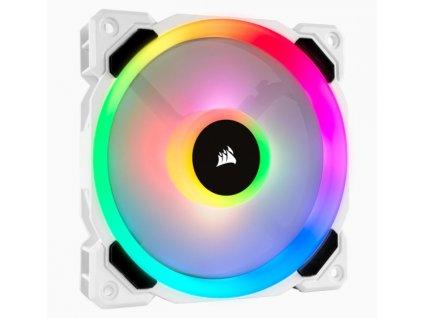 Corsair LL120 RGB 120mm Dual Light Loop White RGB LED PWM Fan