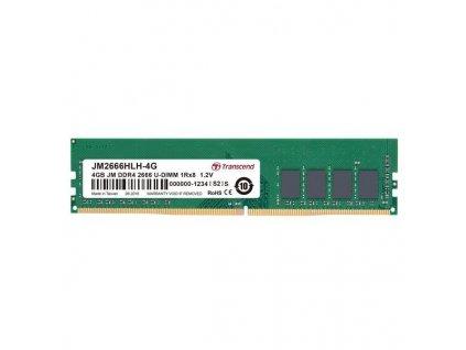 Transcend JetRam 4GB DDR4 2666MHz CL19 1Rx8