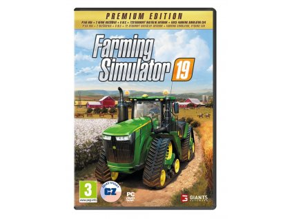PC - Farming Simulator 19: Premium Edition