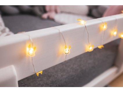 Marimex Struna svítící 20 LED různé designy