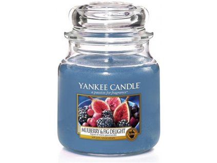 Yankee Candle 411g Mulberry & Fig Delight
