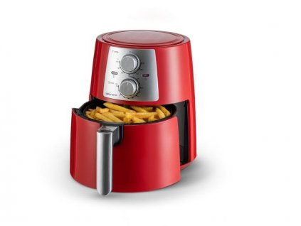Delimano Air Fryer Pro Red