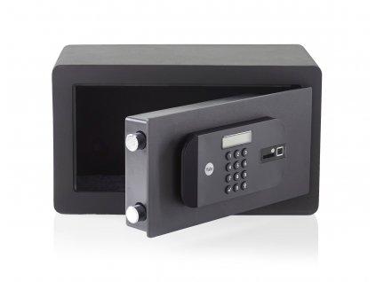 Yale High Security Fingerprint Safe Compact