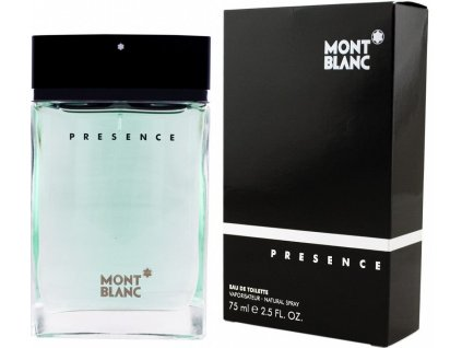 Mont Blanc Presence EdT 75ml