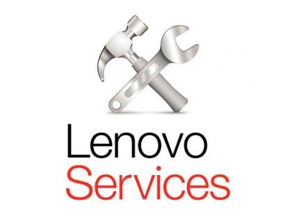 Rozšíření záruky Lenovo ThinkPad 3r on-site NBD (z 3r carry-in) - email licence
