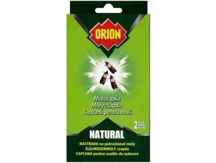 Orion Natural nástrahy na potravinové moly 2ks