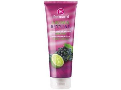 Dermacol Aroma Ritual Shower Gel Grape&Lime 250ml