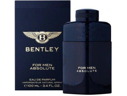 Bentley Bentley For Men Absolute EdP 100ml