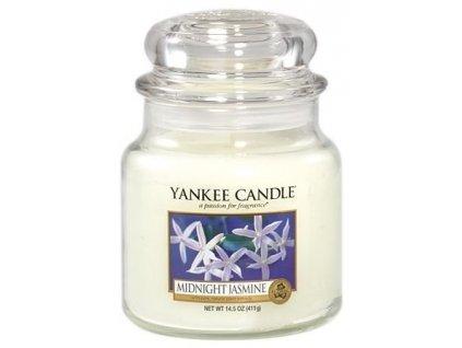 Yankee Candle Midnight jasmine 411g