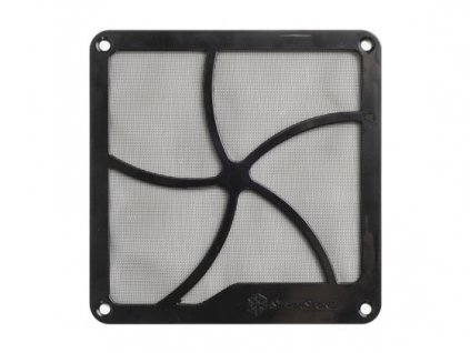 SilverStone FF122 - 120mm Fan Grille and Filter Kit