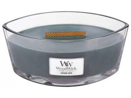 WoodWick dekorativní váza Evening Onyx 453,6g