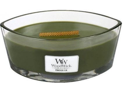 WoodWick decorative vase ship Frasier fir 453,6g