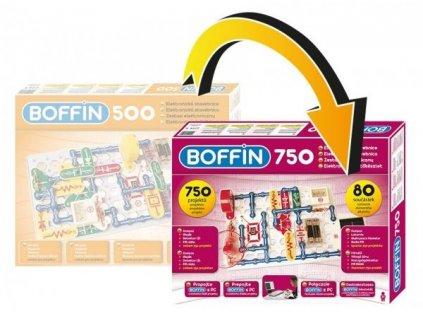Boffin 500 - rozšíření na Boffin 750