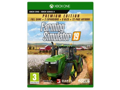 XBOX ONE - Farming Simulator 19: Premium Edition