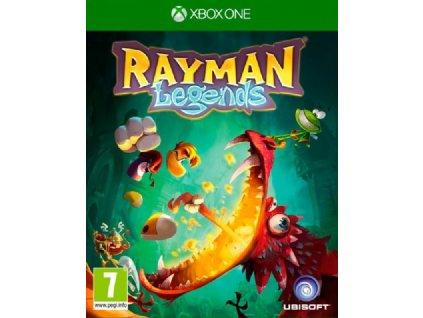 Xbox One - RAYMAN LEGENDS