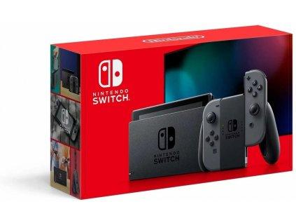 Nintendo Switch (2019) šedá