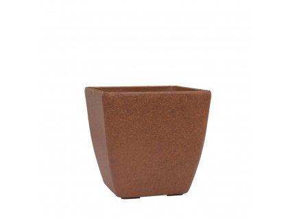 Květináč G21 Element Cube 35 x 34 x 35
