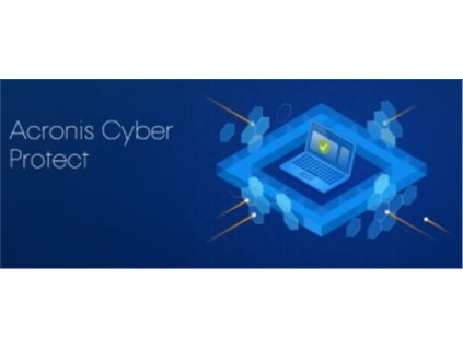 Acronis Cyber Protect Standard Server Subscription License, 3 Year