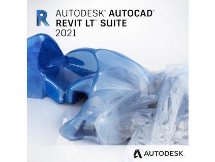 Autodesk AutoCAD Revit LT Suite Commercial Renewal na 1 rok  (Elektronická licence)