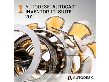 Autodesk AutoCAD Inventor LT Suite Commercial Renewal na 1 rok (Elektronická licence)