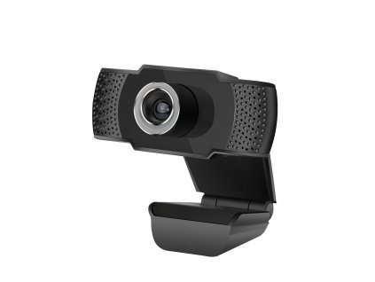 C-TECH webkamera CAM-07HD, 720P, černá