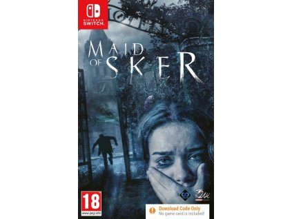 Switch - Maid of Sker