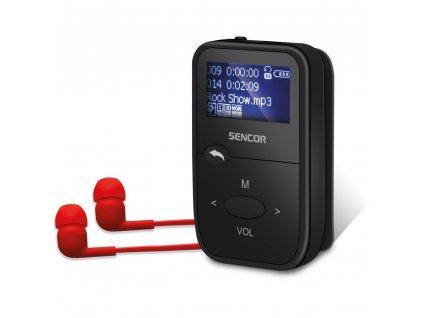 Sencor SFP 4408 BK 8GB