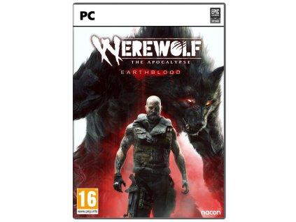 PC - Werewolf The Apocalypse - Earthblood